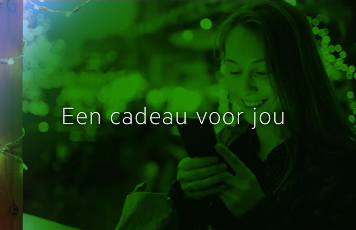 KPN deelt drie cadeau's uit: gratis 5GB extra data, ebooks en films