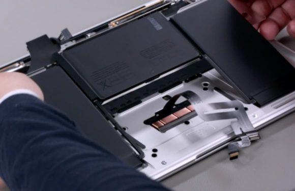 Eindelijk: Apple versimpelt vervangen van accu's in nieuwe MacBook Air