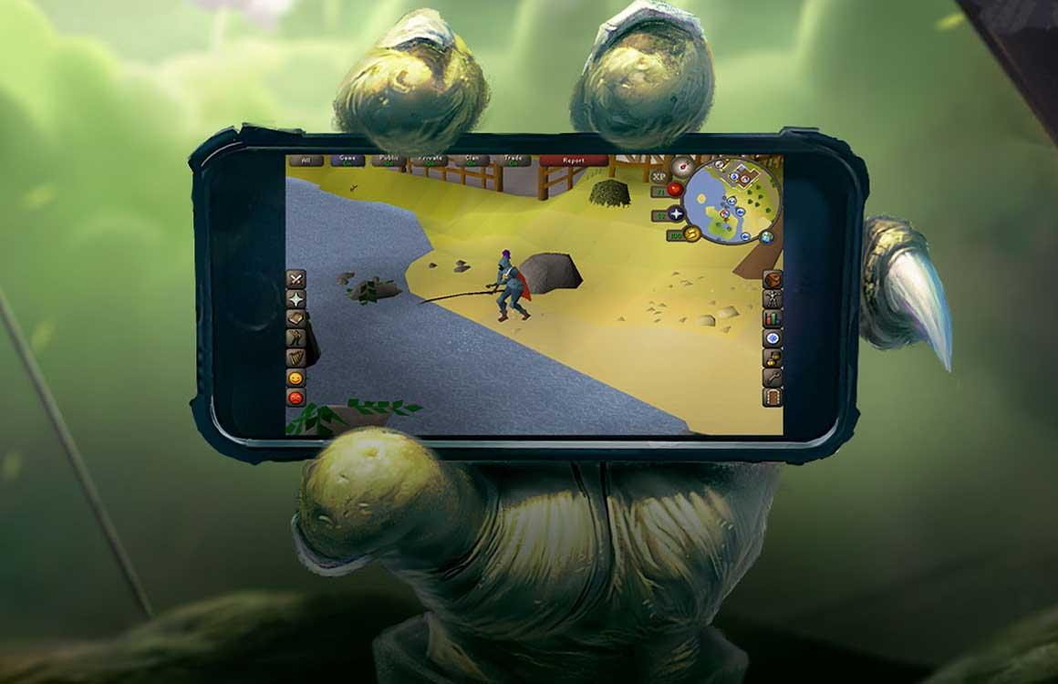 4 redenen om Old School RuneScape te spelen op je iPhone