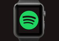 Spotify brengt app voor Apple Watch uit