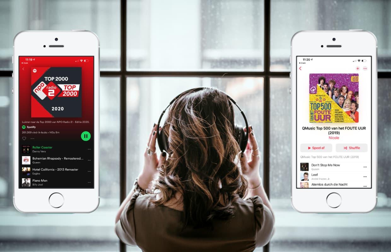 Apple Music vs Spotify (of toch YouTube Music): dit is de beste muziekdienst voor iOS