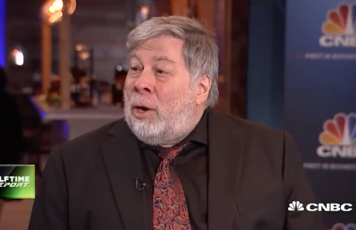Steve Wozniak: 'Apple innoveert, Samsung bedenkt leuke functies'