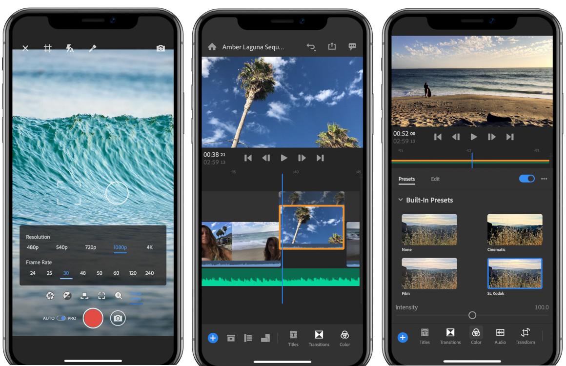 De 4 beste videobewerking-apps voor iPhone en iPad