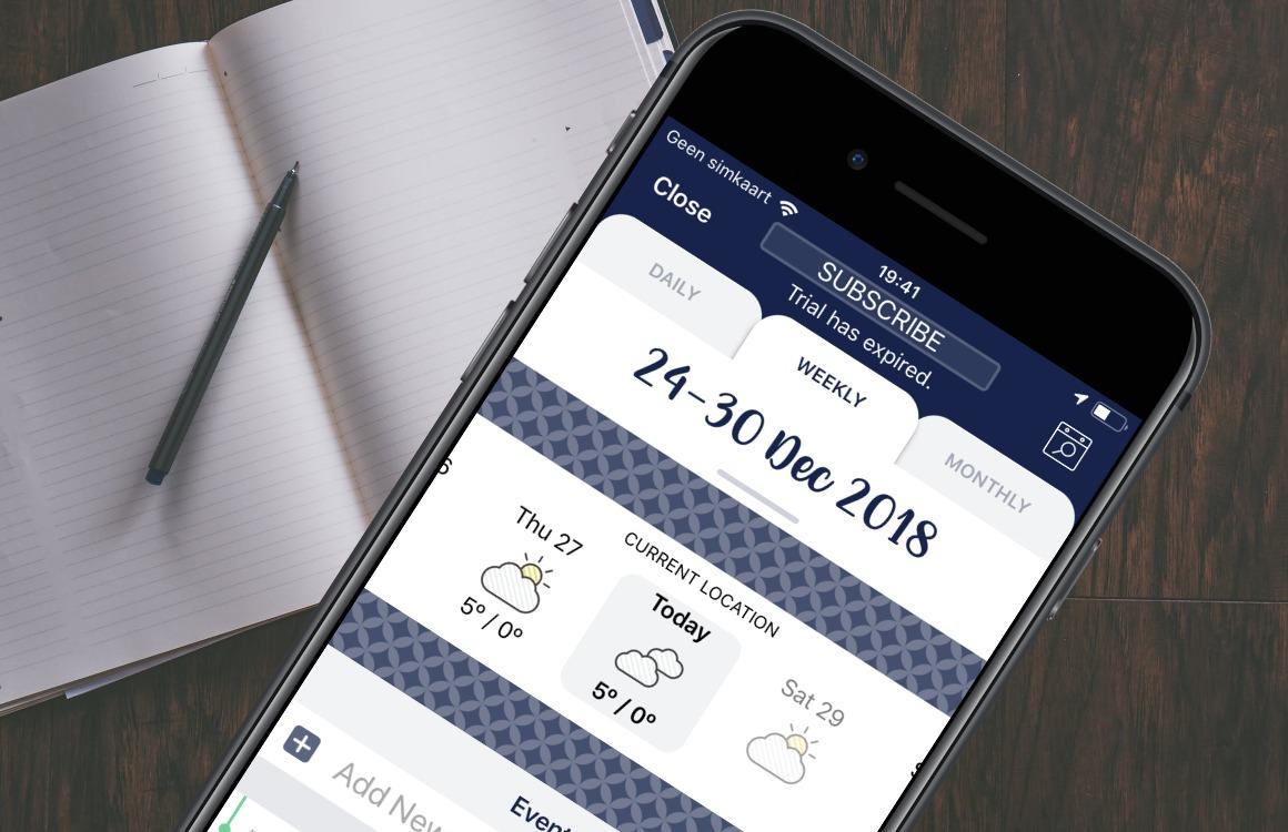 In deze app voeg je notities, takenlijstjes en herinneringen samen