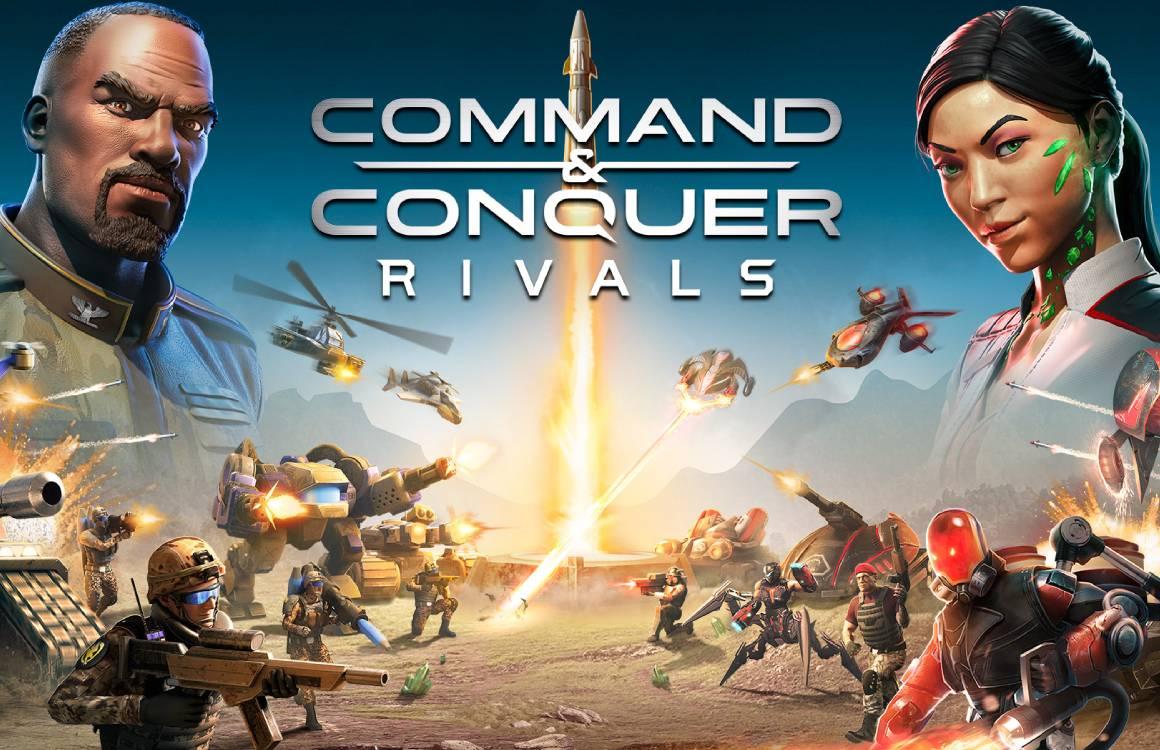 4 zaken die je moet weten over Command & Conquer: Rivals