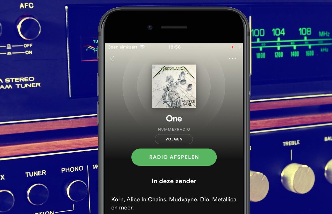 Spotify tips downloaden Radio opzetten