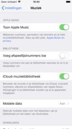 apple music afspeellijst liedje toevoegen zonder bibliotheek (1)