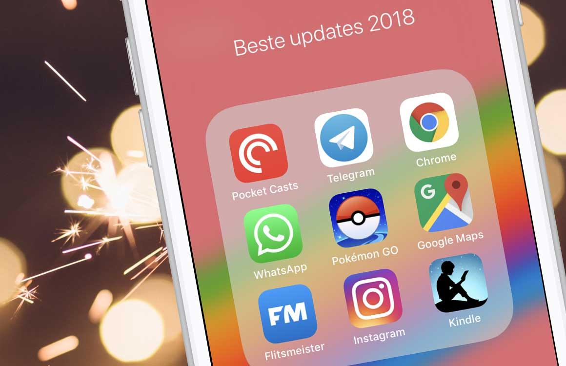 app-updates 2018