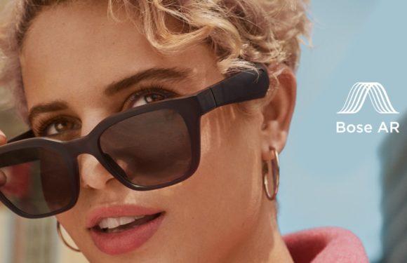 Bose Frames: Bose onthult slimme bril met Siri-ondersteuning