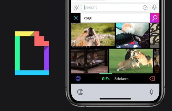 Giphy-update stopt al je gif-benodigdheden in één toetsenbord