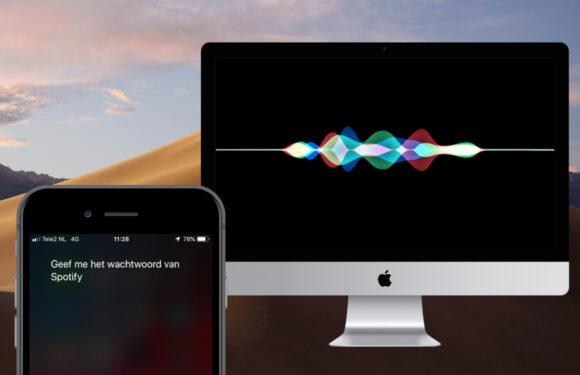 Tip: Zo vraag je Siri om wachtwoorden in macOS Mojave en iOS 12