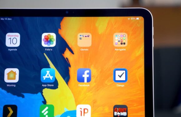 'Touchscreen van iPad Pro reageert slecht met screenprotector'