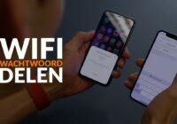 Tip: Supersnel je wifi-wachtwoord delen met een iPhone
