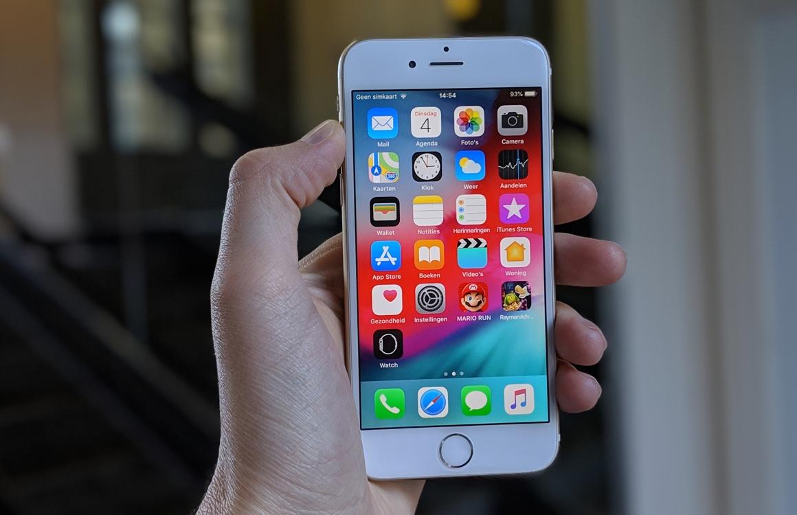 iphone 6 in 2018
