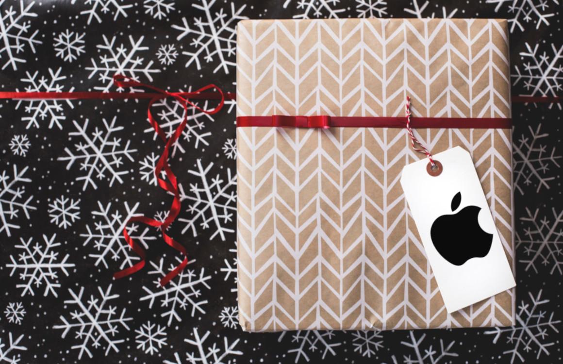 Met deze 15 cadeaus bezorg je iedere Apple-gebruiker een fijne kerst