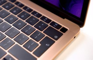MacBook toetsenbord