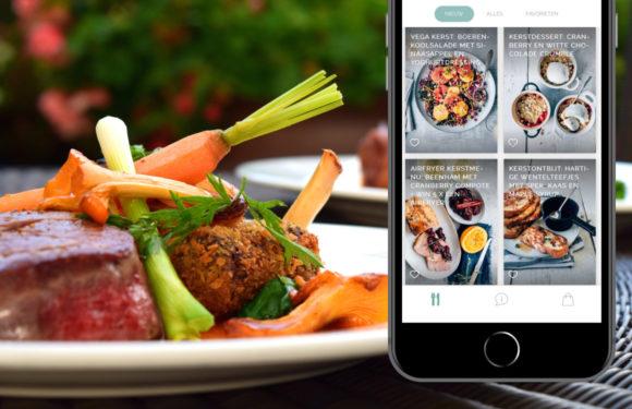 Met deze 5 recepten-apps voor Kerstmis kook je de sterren van de hemel