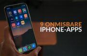 Video: 9 onmisbare iOS-apps die op iedere iPhone moeten staan