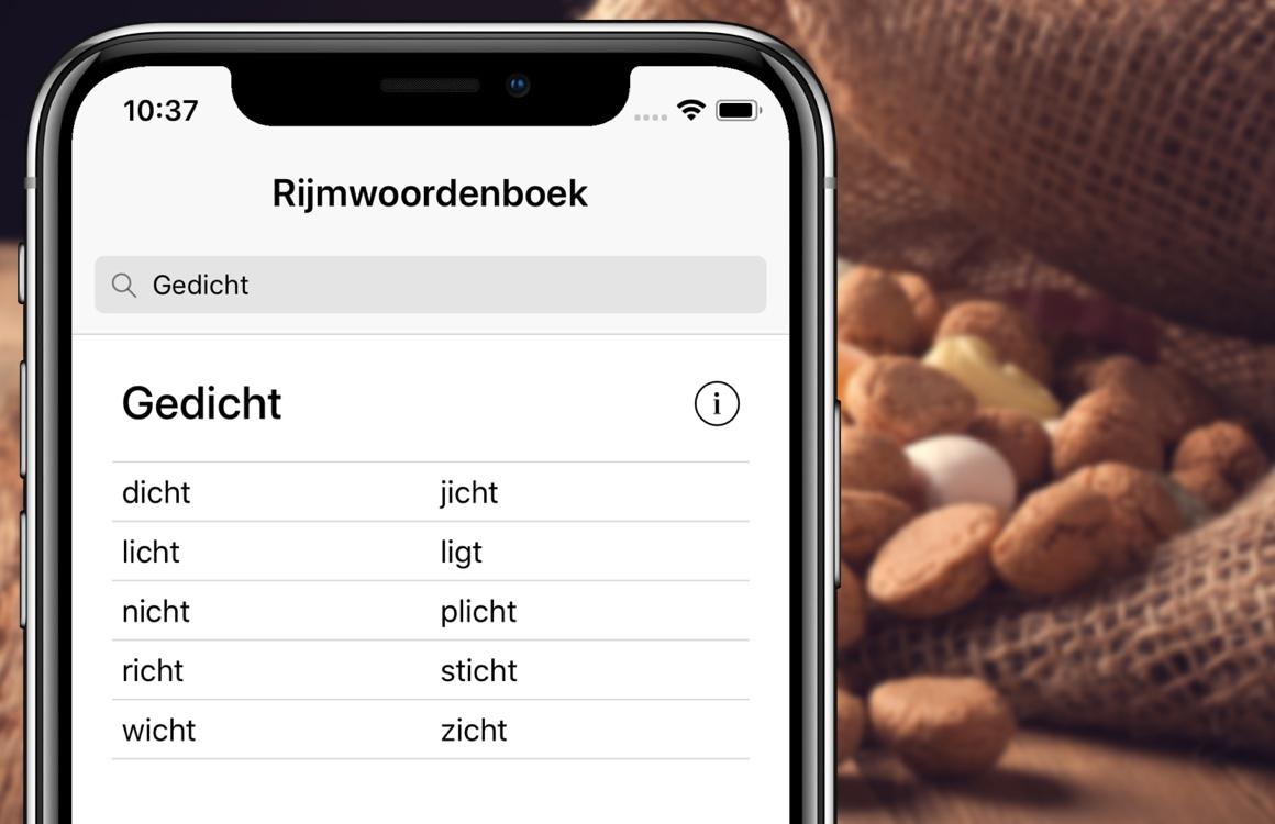 Schrijf originele Sinterklaas-gedichten met deze 3 rijm-apps