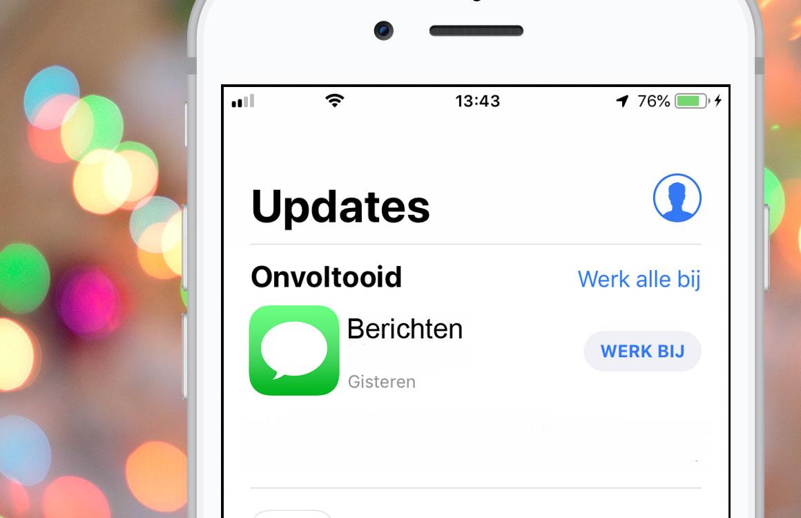 Opinie: Apple moet zijn standaard-apps via de App Store updaten