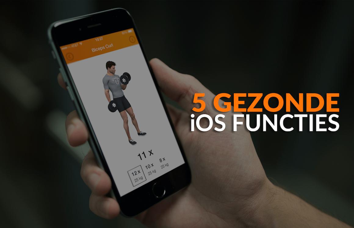 Video: Met deze 5 iOS-functies maak je in 2019 een vliegende start