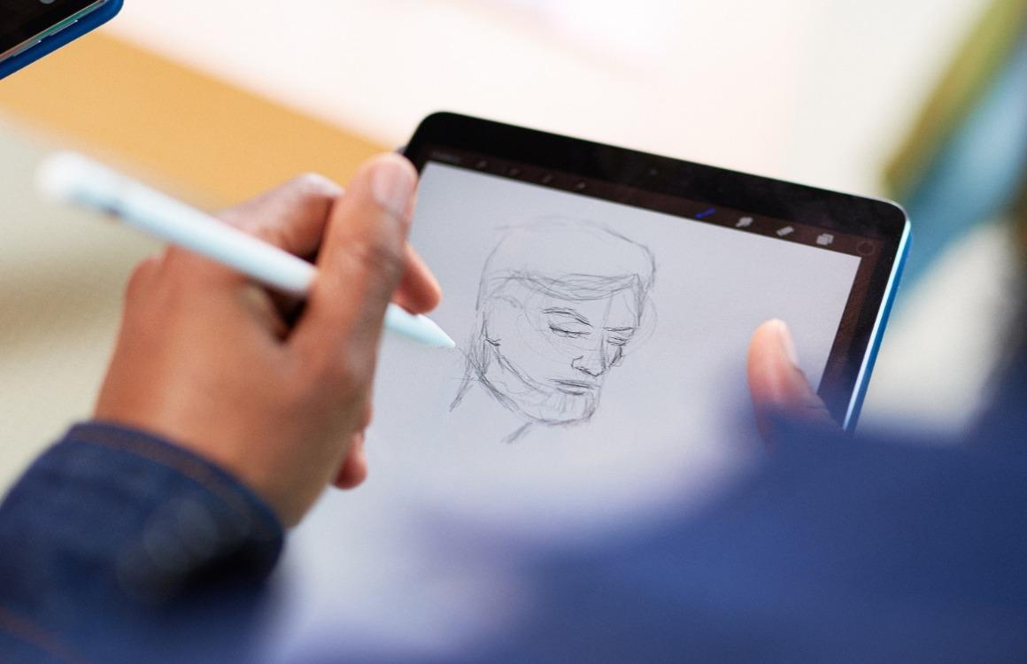 Apple Store toekomst workshops leerlingen