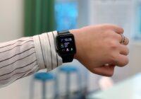 Apple-patent toont Apple Watch met buigzaam scherm op horlogeband