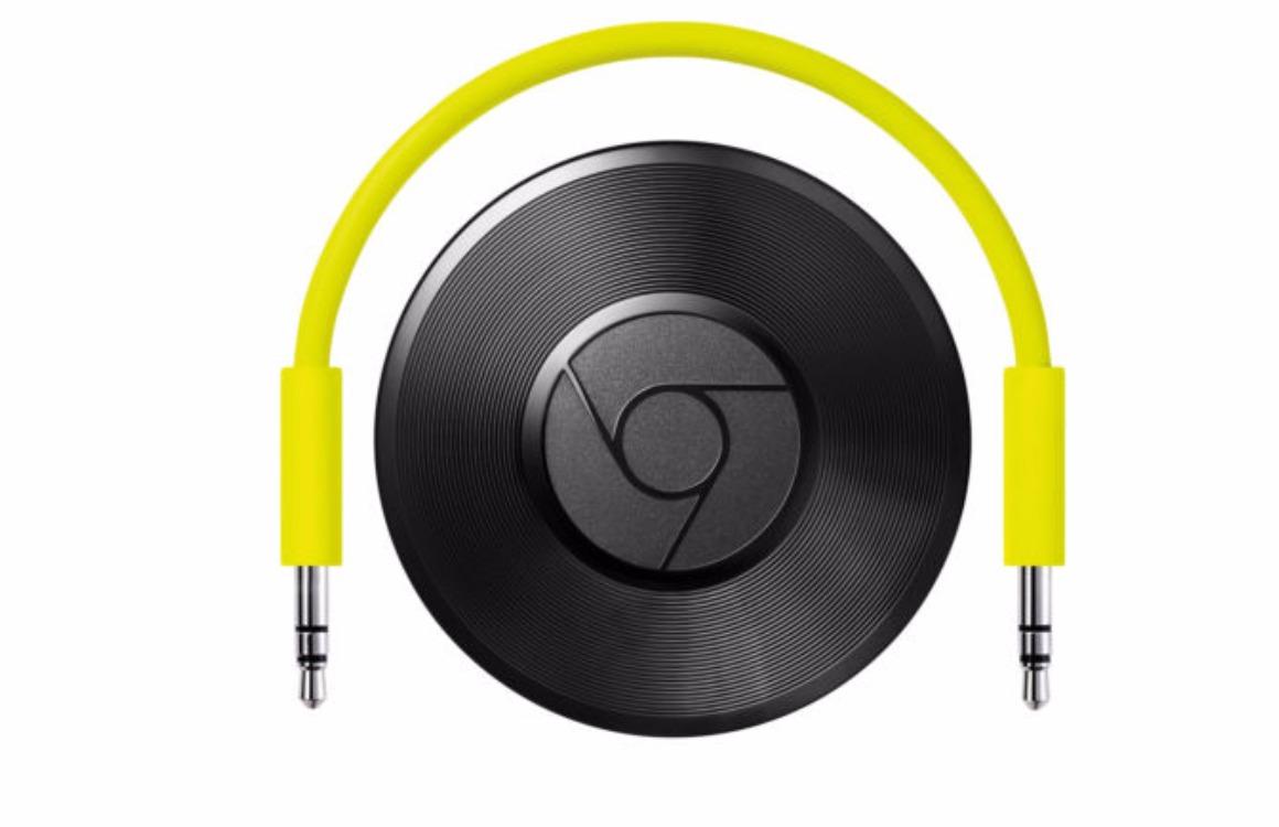 Chromecast Audio: wat je moet weten