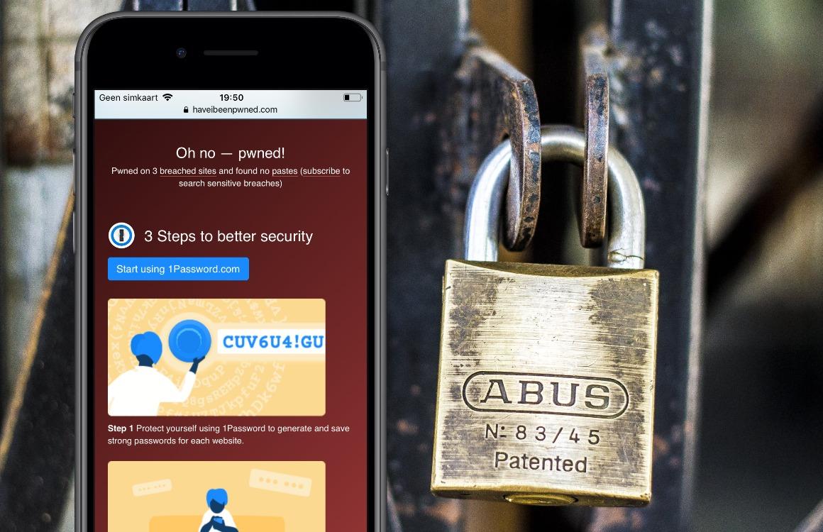 Miljarden wachtwoorden liggen op straat: zo check je of jij de klos bent