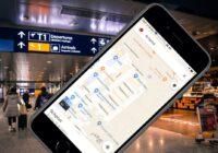 Nooit meer verdwalen op Schiphol met Google Maps: zo werkt het