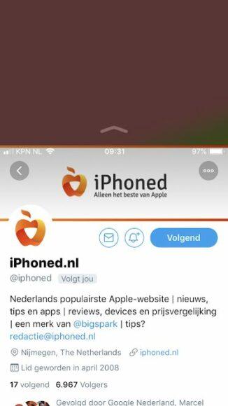 verborgen iphone-functies