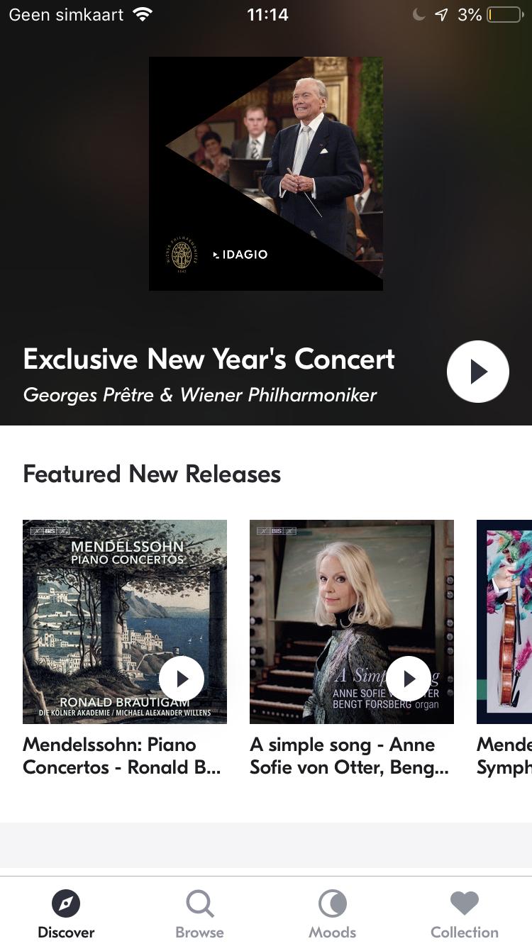 Idagio is het Spotify-alternatief voor liefhebbers van