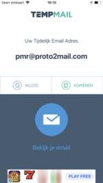 Temp Mail screenshot (3)