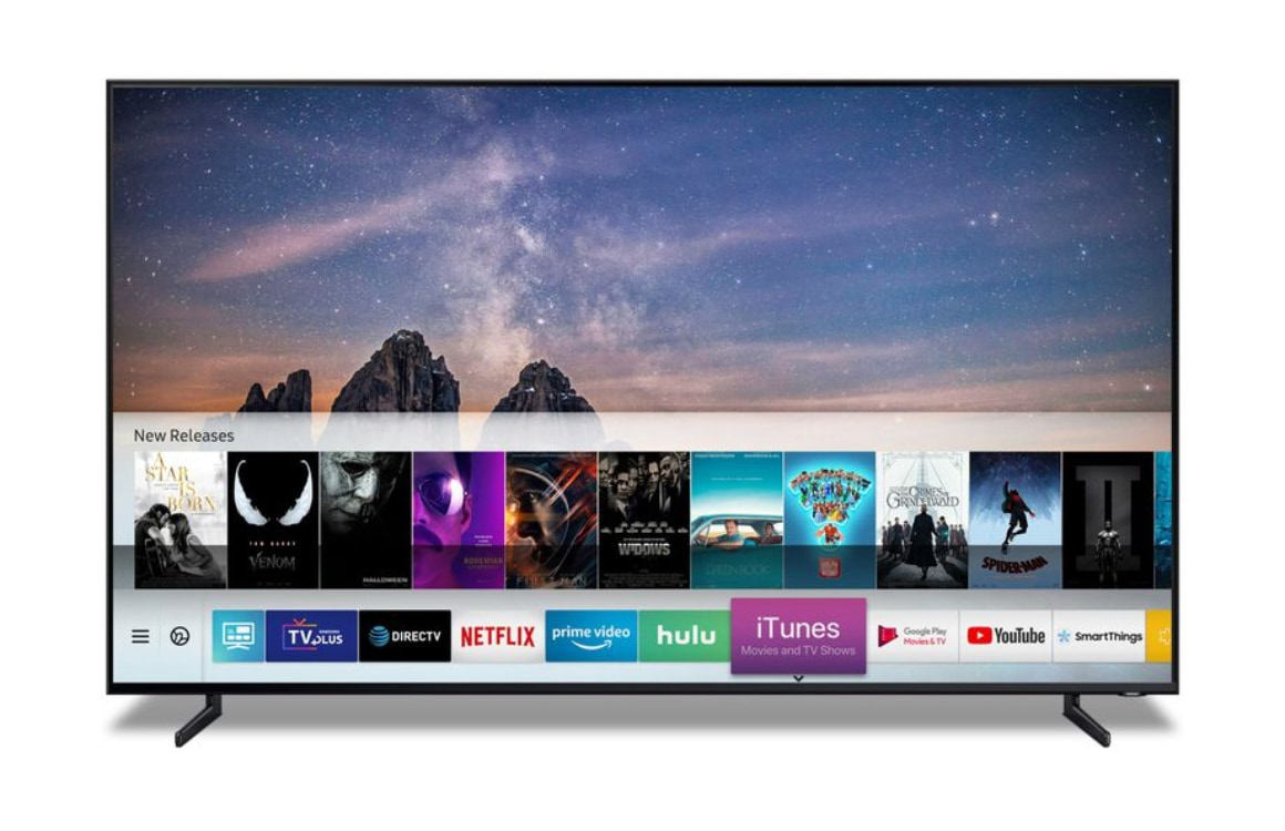 how to connect iphone to samsung tv youtube
