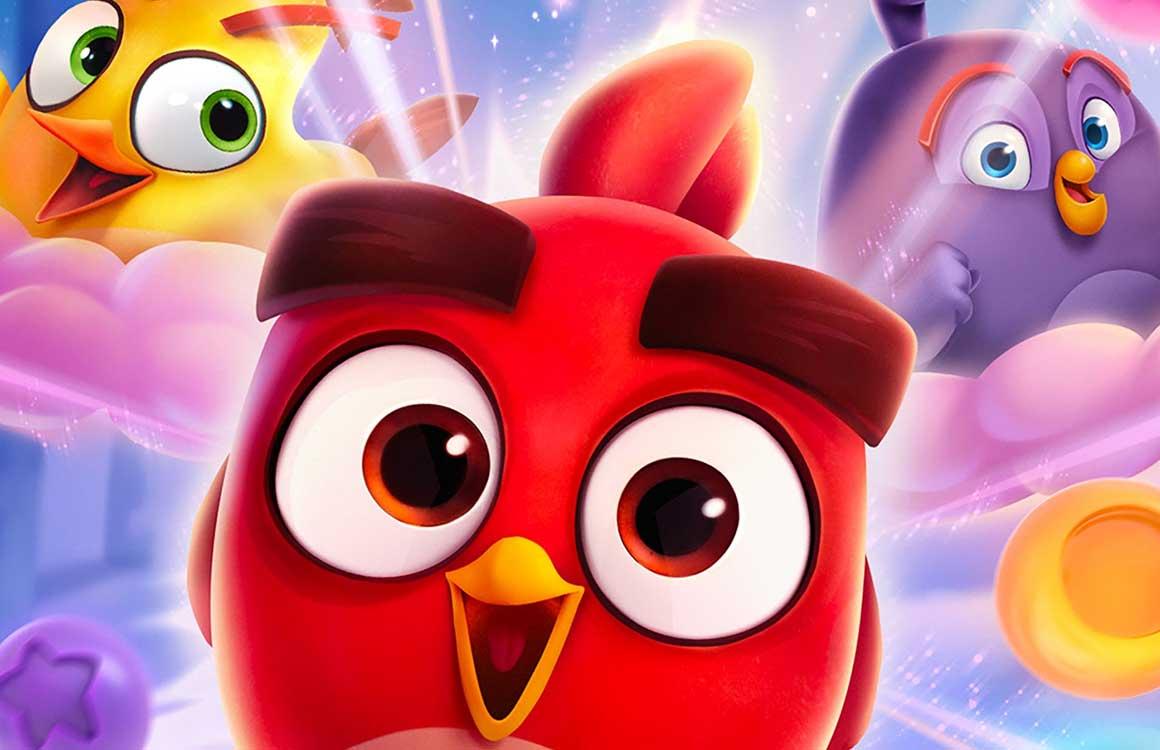 De 5 beste iOS-games van januari: King Crusher, Angry Birds en meer