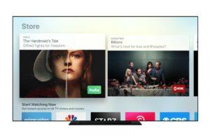 Apple tv-dienst lancering