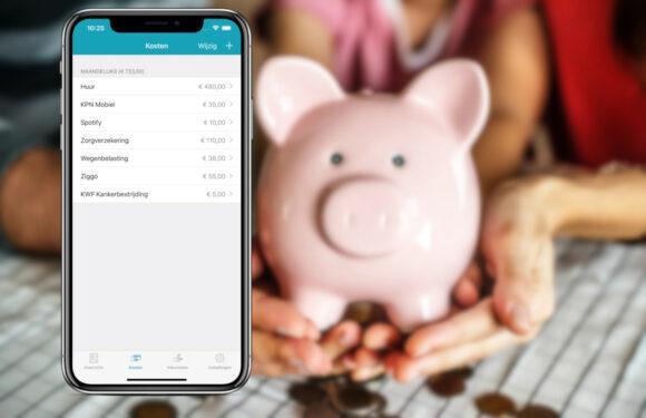 Gat in je hand? Met deze 4 budget-apps houd je financieel overzicht