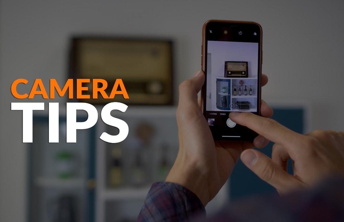 8 tips om alles uit de standaard Camera-app van de iPhone te halen