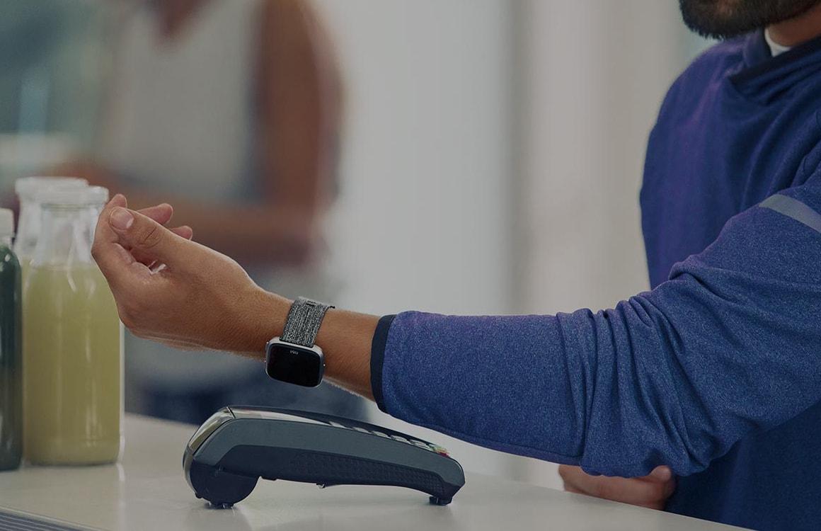 Fitbit Pay nu beschikbaar in Nederland: zo betaal je met je wearable