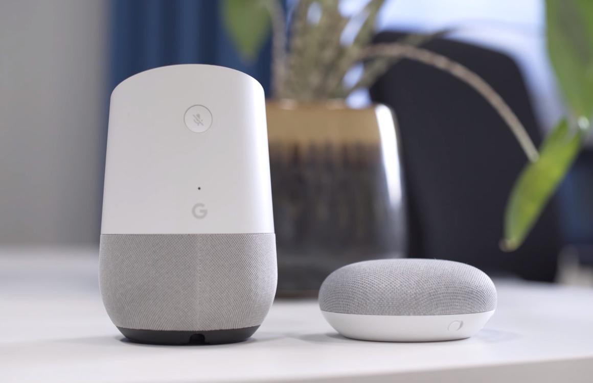 Getest: de Google Home is ook voor iPhone-gebruikers de moeite waard