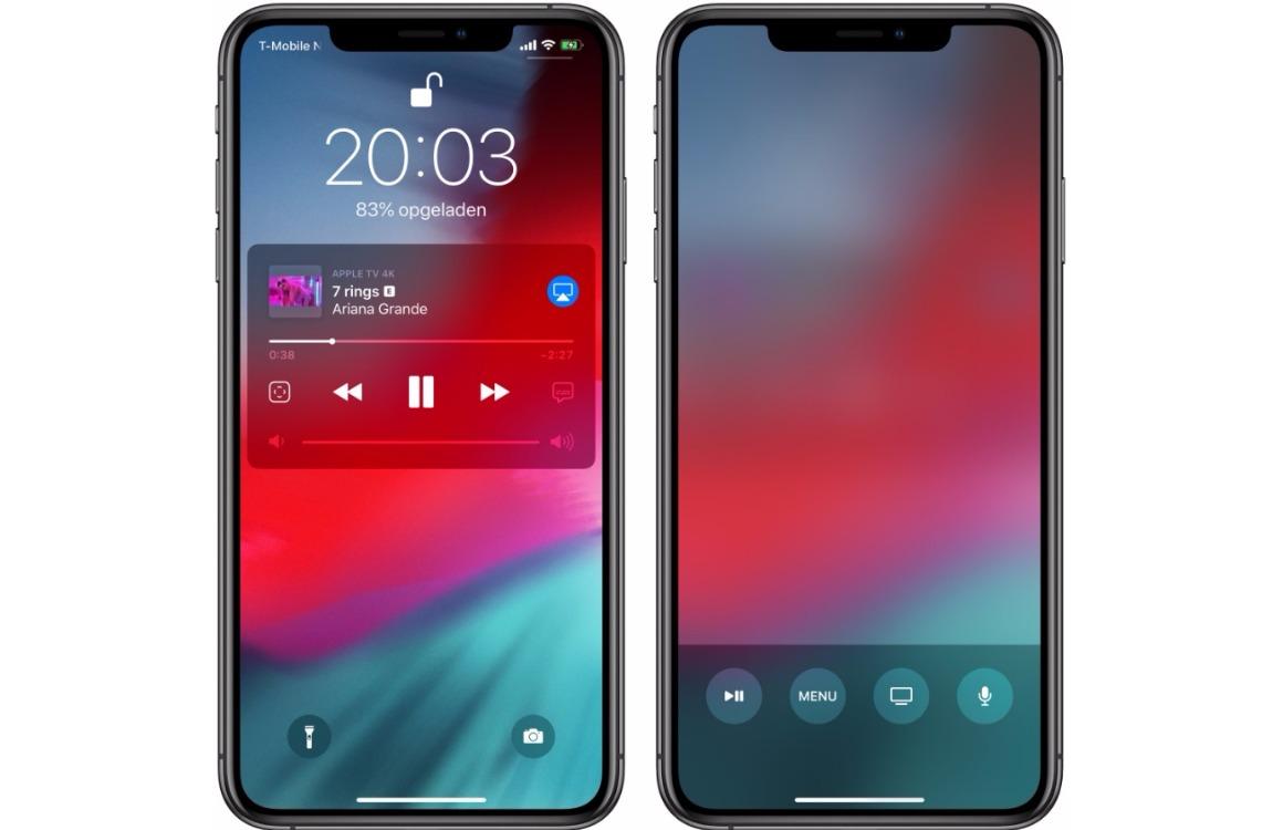 iOS 12.2 functies