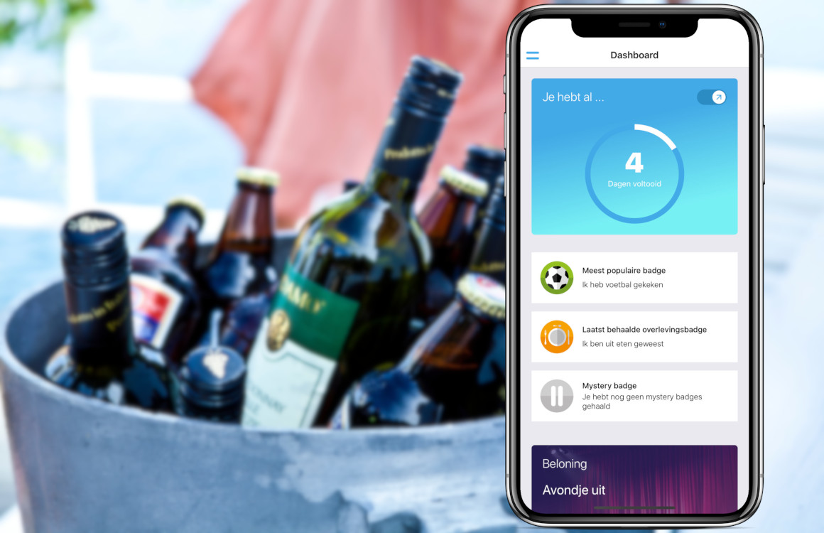 IkPas-app: hoe je veertig dagen lang geen druppel alcohol drinkt