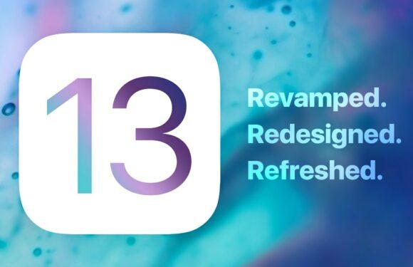 iOS 13-concept toont Dark Mode, verbeterde Camera-app, meldingen en meer
