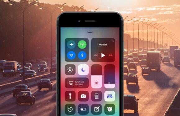 Tip: Zo houdt de iOS Automodus je onderweg veilig