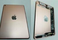 'Gelekte foto's tonen iPad mini 2019 zonder flitser'