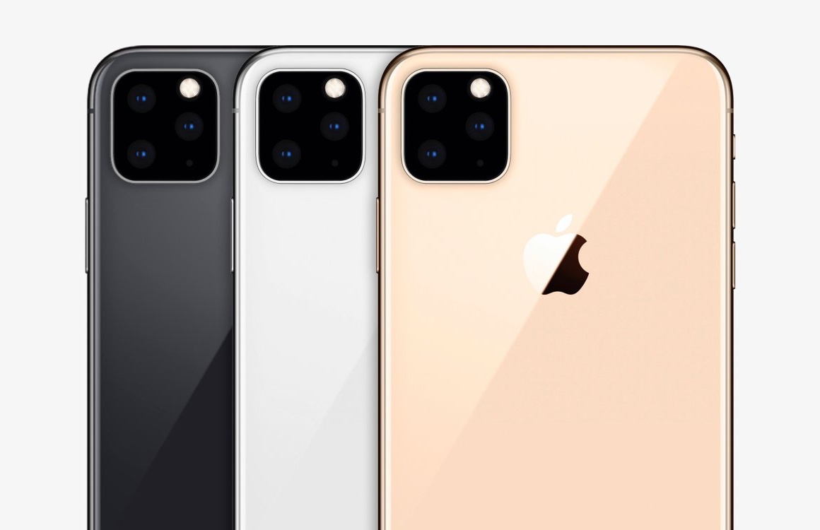iPhone 2019 camera-editie