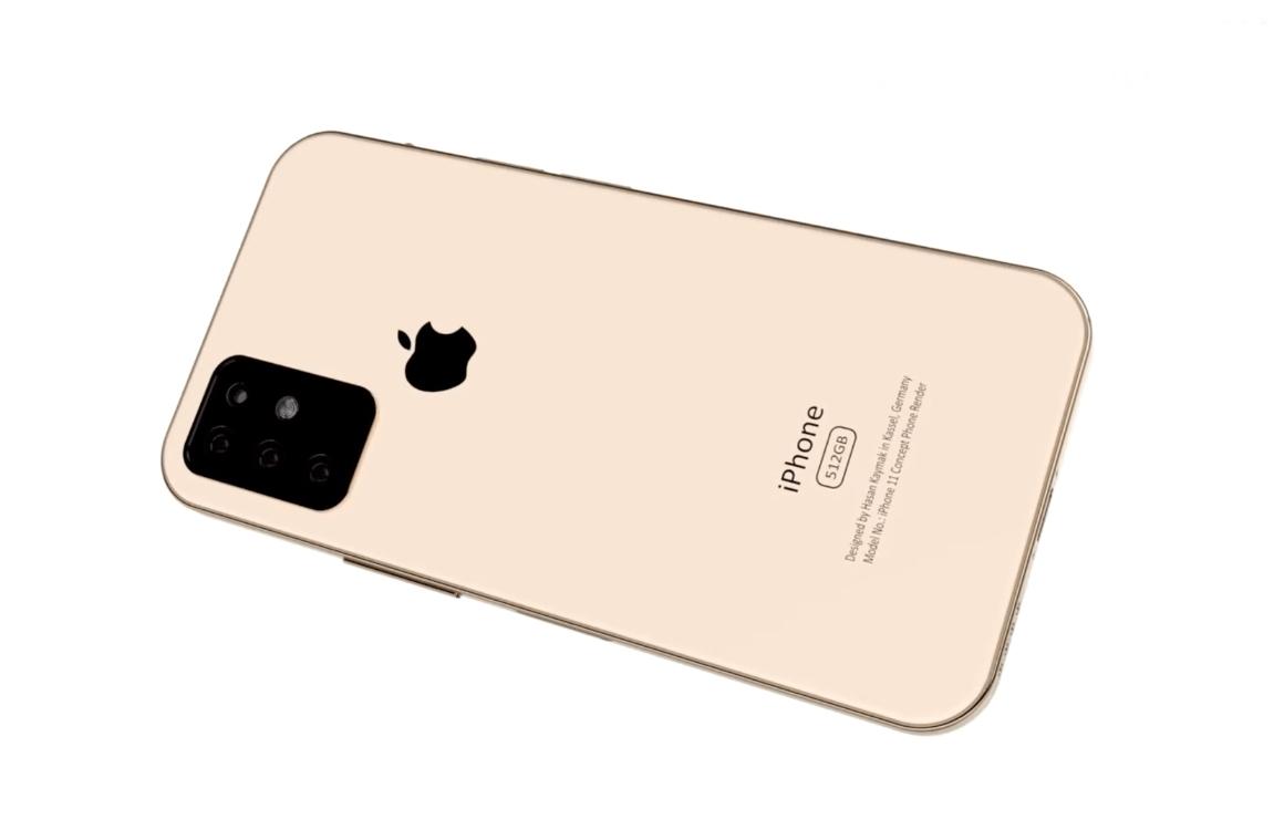 iPhone 2019-conceptvideo toont nieuw design in actie