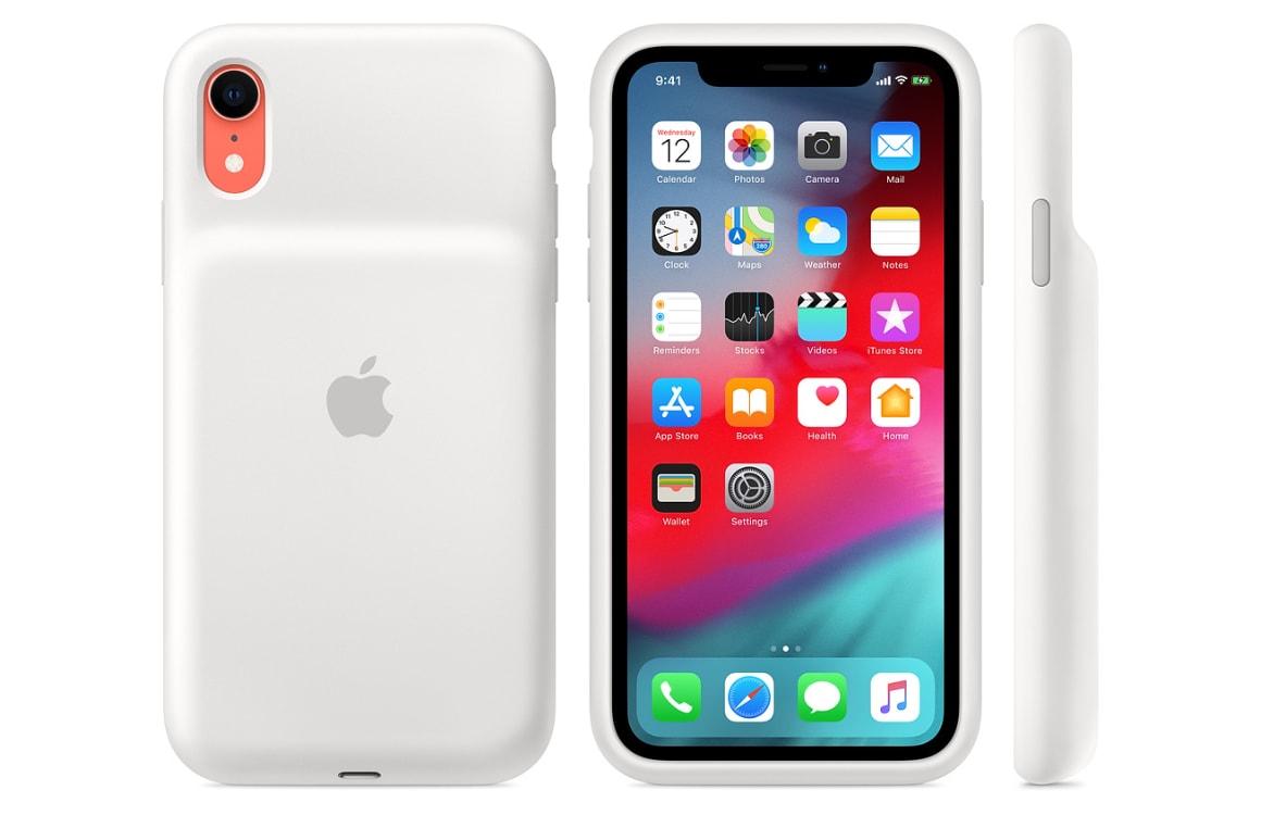 Apple gaat kapotte accuhoezen voor iPhone XS (Max) en iPhone XR gratis vervangen: zo werkt het