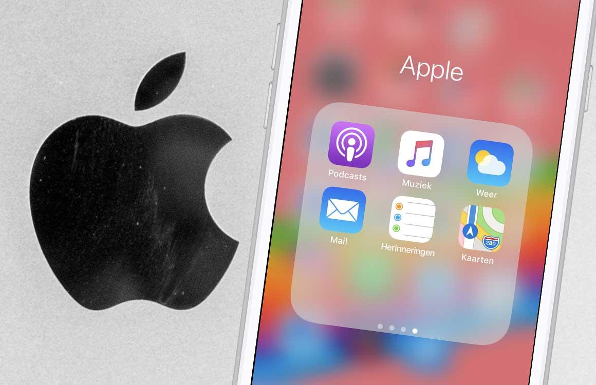 Opinie: Het wordt hoog tijd dat Apple de standaard-apps van iOS openzet