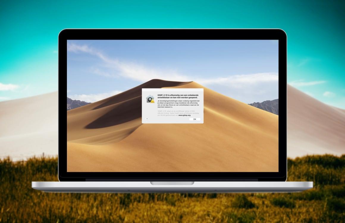Zo installeer je macOS-apps buiten de App Store om